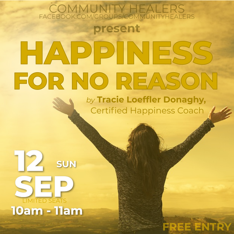 weekend_happinessfornoreason_poster